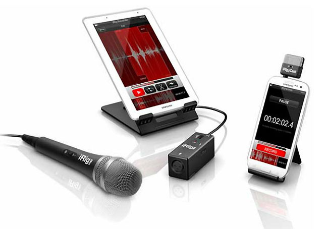 IK Multimedia Android
