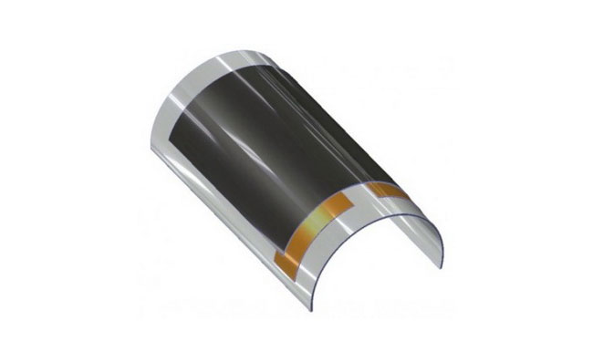 Imprintable And Flexible Li-ion Battery