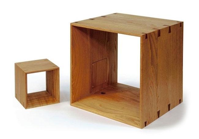 JVC Kenwood Cube Speakers