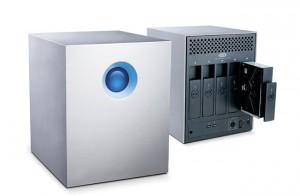 LaCie 5big 20TB Thunderbolt Storage Unveiled