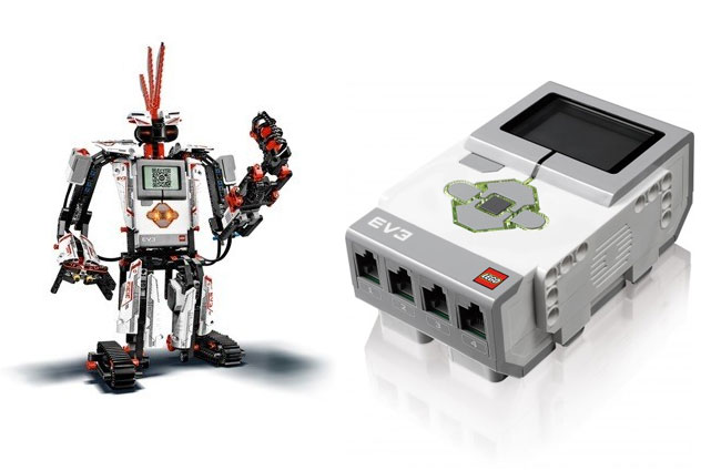 Lego Mindstorms EV3 Launching Summer 2013 (video)
