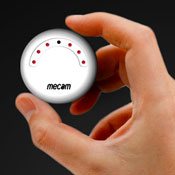 Mecam Wearable Camera Captures Your Daily Exploits (video)