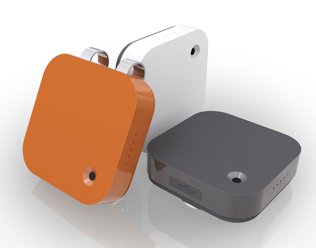 Memoto Automatic Lifelogging camera