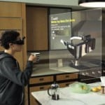 Meta And Epson Create Wearable Augmented Reality Glasses With 3D Hand Tracking Support (video)