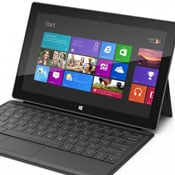 128GB Microsoft Surface Pro Only Offers 83GB of Usable Space