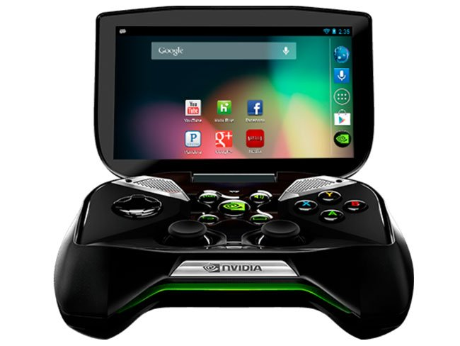 inside look at nvidia 39 s tegra 4 handheld gaming console video. Black Bedroom Furniture Sets. Home Design Ideas