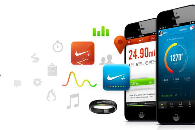 Nike Fuelband API