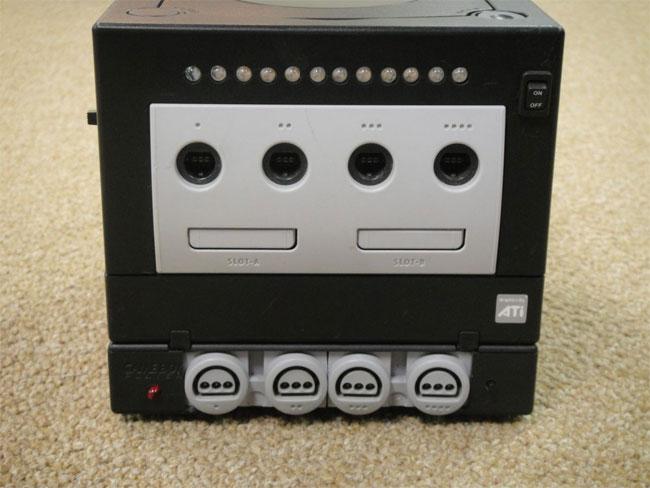 Nintendo 64 Into GameCube