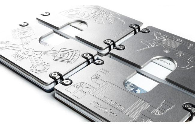 Omega-Compact-Solid-Titanium-Wallet