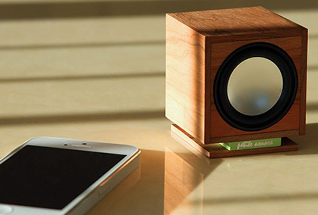 Petite Square Bluetooth Speaker