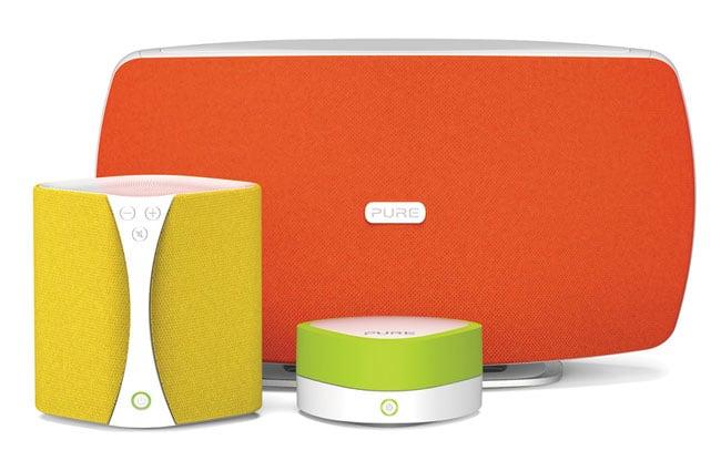 Pure Jongo Wireless Speakers