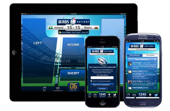 RBS 6 Nations App