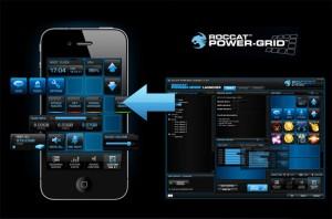 ROCCAT Power Grid Beta iOS App (video)