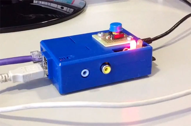 Raspberry Pi Used To Transform Old Scanner Into Scan-to-email System (video)
