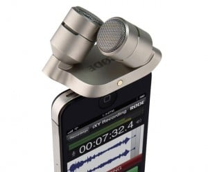Rode Ixy iOS 24-bit Stereo Microphone Available For $200