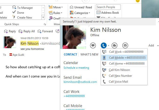Skype 6.1