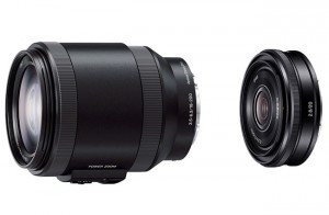 Sony Unveils New E-Mount Wide-Angle and Telephoto Lenses