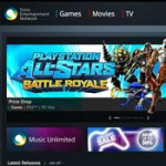 Sony Entertainment Network's Online Store Launches