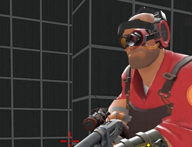 TF2 Virtual Reality