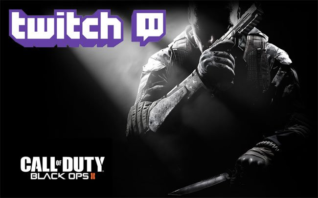 Twitch Call of Duty Black Ops 2