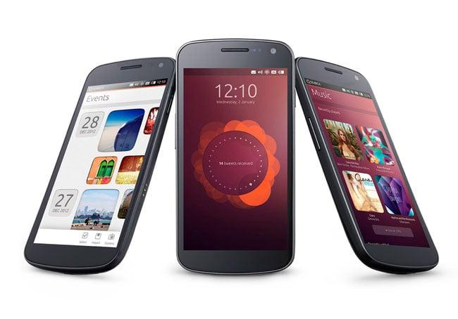 Ubunutu Smartphone OS