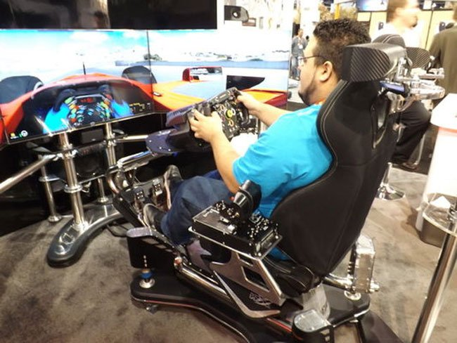 VRX-iMotion-Z-55-Simulator