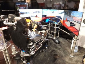 Thrustmaster VRX iMotion Z-55 Simulator Available For $45,000
