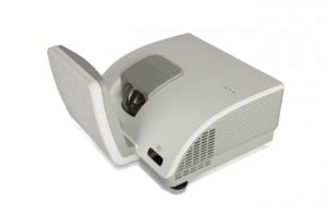 Vivitek D7180HD World Record Breaking Short-Throw Projector Introduced