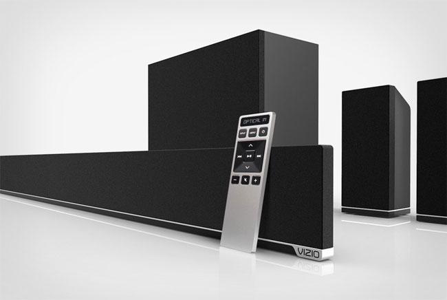 Vizio 42-inch 5.1 Home Theater Soundbar