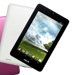 Asus MeMo Pad 7 Inch $150 Jelly Bean Tablet Announced