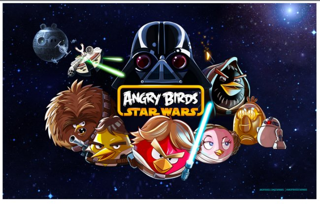 angry birds december