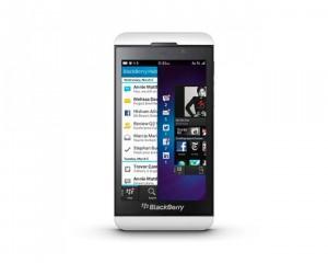 BlackBerry Z10 Lands On Vodafone UK
