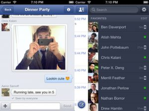 Facebook Messenger For Android And iOS Updated