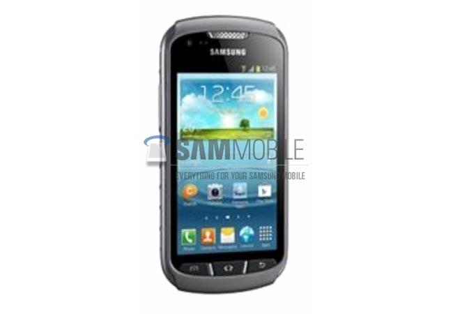 Galaxy X Cover 2