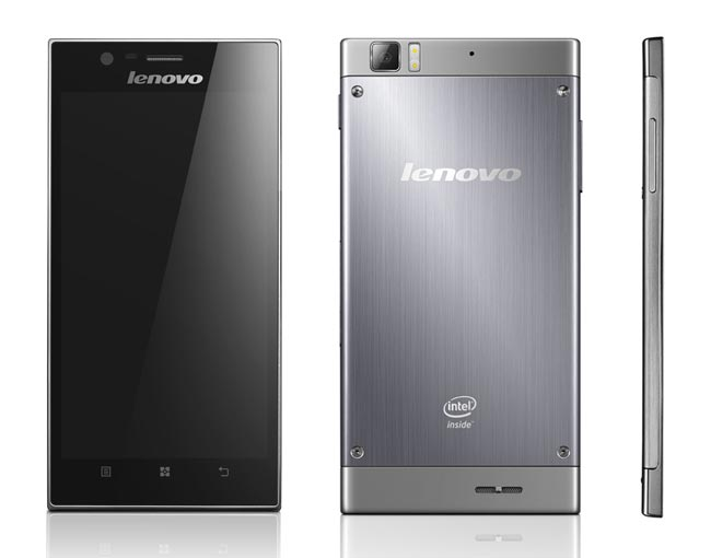 K900 For Sale >> Lenovo K900 Intel Powered Android Smartphone Announced