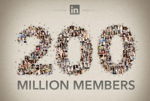 LinkedIn Now Has More Than 200 Million Members