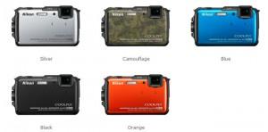 Nikon Unveils Rugged Coolpix AW110/110S Cameras