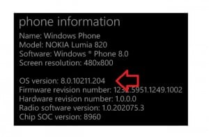 Nokia Lumia 920 and Nokia Lumia 820 shipped with Portico update