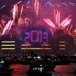 Happy New Year To All Our Readers 2013