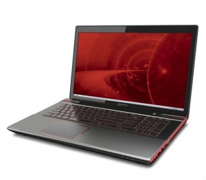 Toshiba Announces Qosmio X875 Laptop