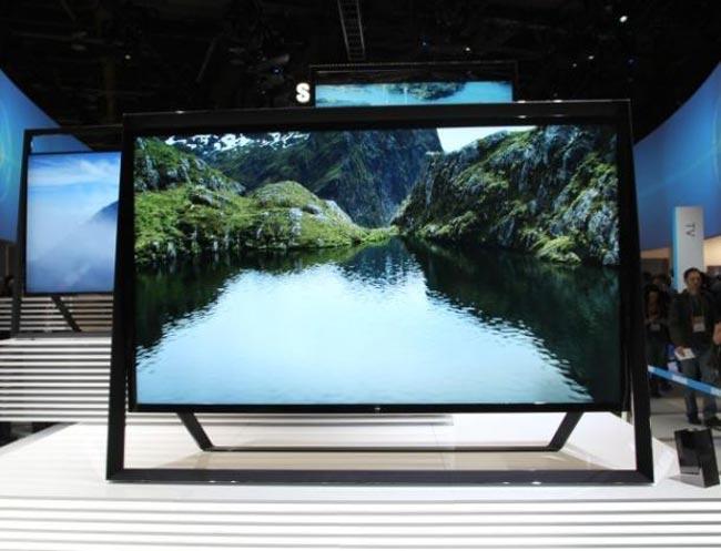Samsung 110 Inch TV