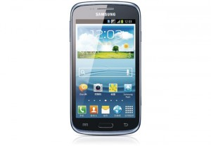 Samsung Galaxy Duos GT-I8262 Launched In China