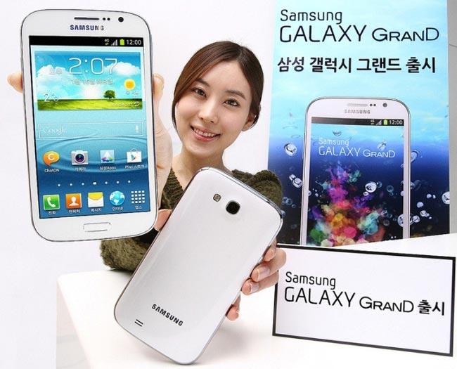 Galaxy Grand