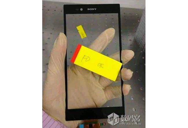 Sony 6.44 Inch Smartphone