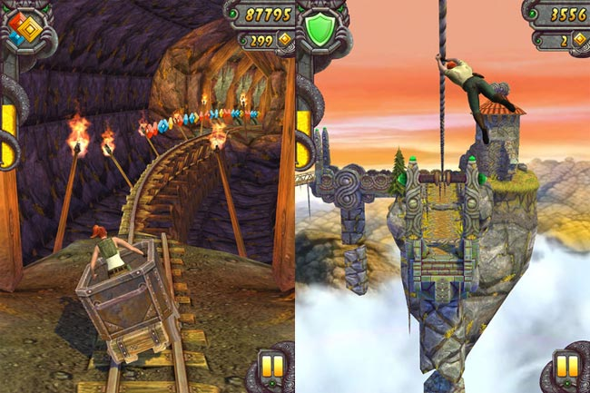 Temple Run 2 Game To Play Online