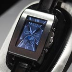 Toshiba Smartwatch Prototype With OLED Display Appears At CES