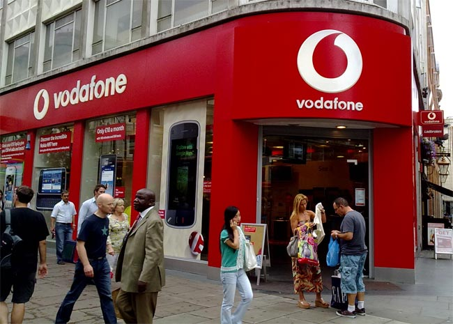 Vodafone UK Announces 'Nearly New' Plans