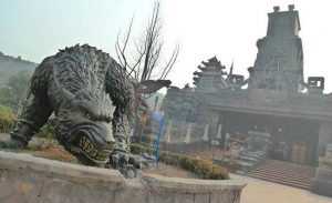 World Of Warcraft Theme Park In China