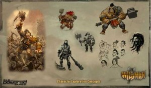 Dungeon Siege Studio Betting Farm On Kickstarter For Wildman
