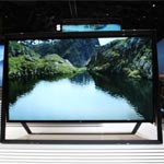 Samsung Shows Off 110 Inch 4K TV At CES
